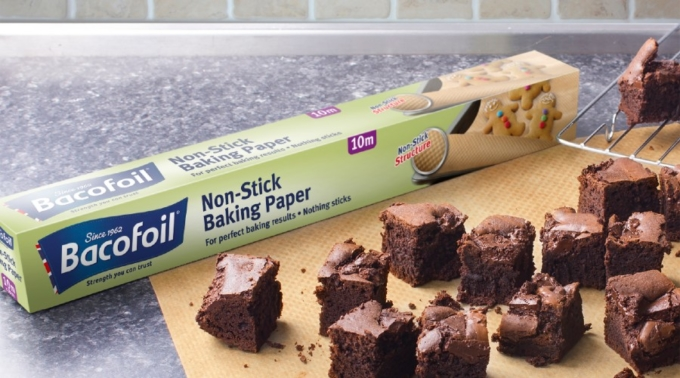Bacofoil®Chocolate Brownies Recipe